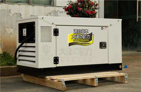 12kw柴油发电机图片