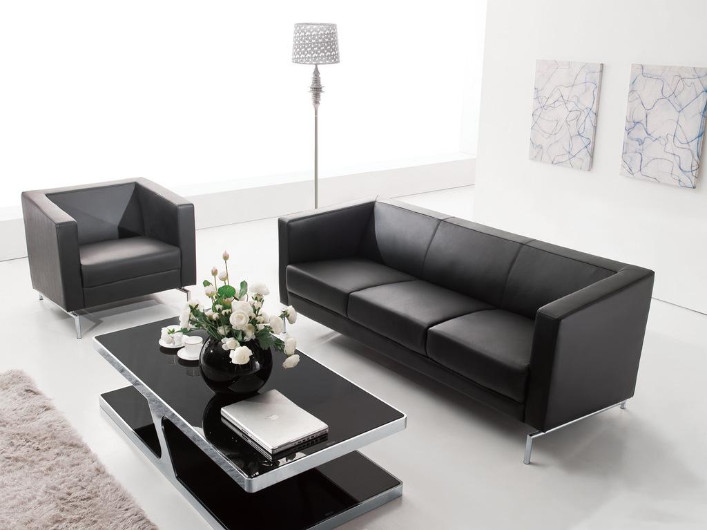 会客沙发,休闲沙发,真皮沙发,天津办公沙发