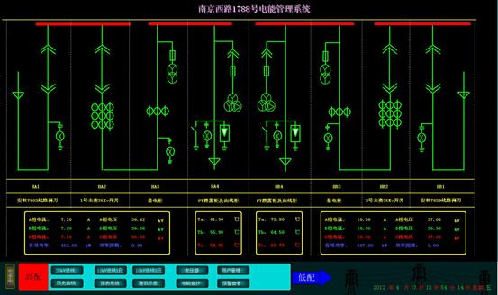 仪器仪表 传感器 电力传感器 > 电能表管理系统       (2)35kv/10kv