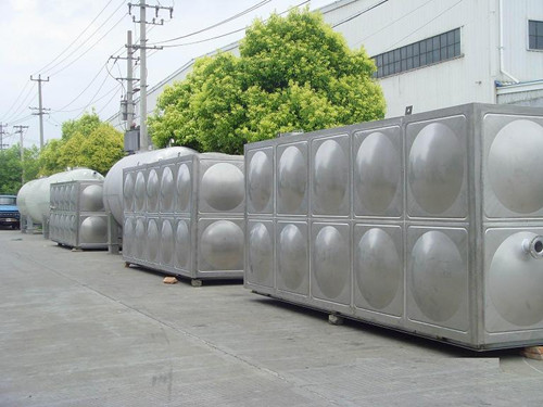 不锈钢拼装水箱 不锈钢组合式水箱
