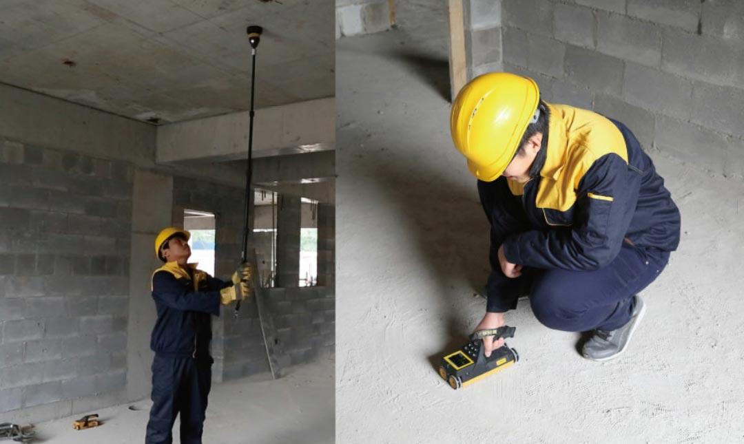 湘潭一体式楼板测厚仪,北京海创在哪买