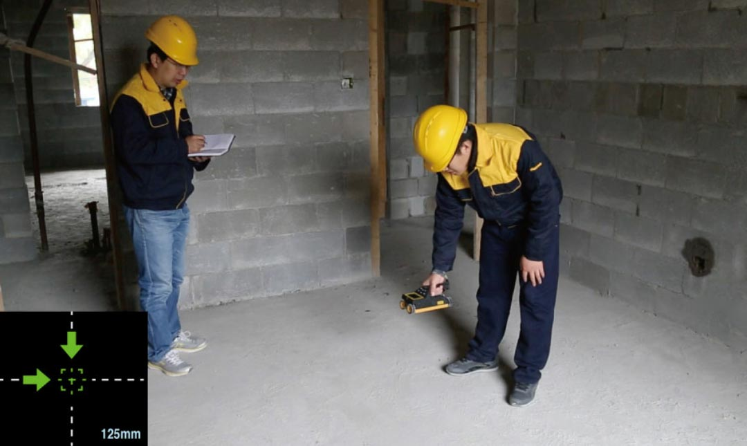 日喀则一体式楼板测厚仪hc_hd90在哪买