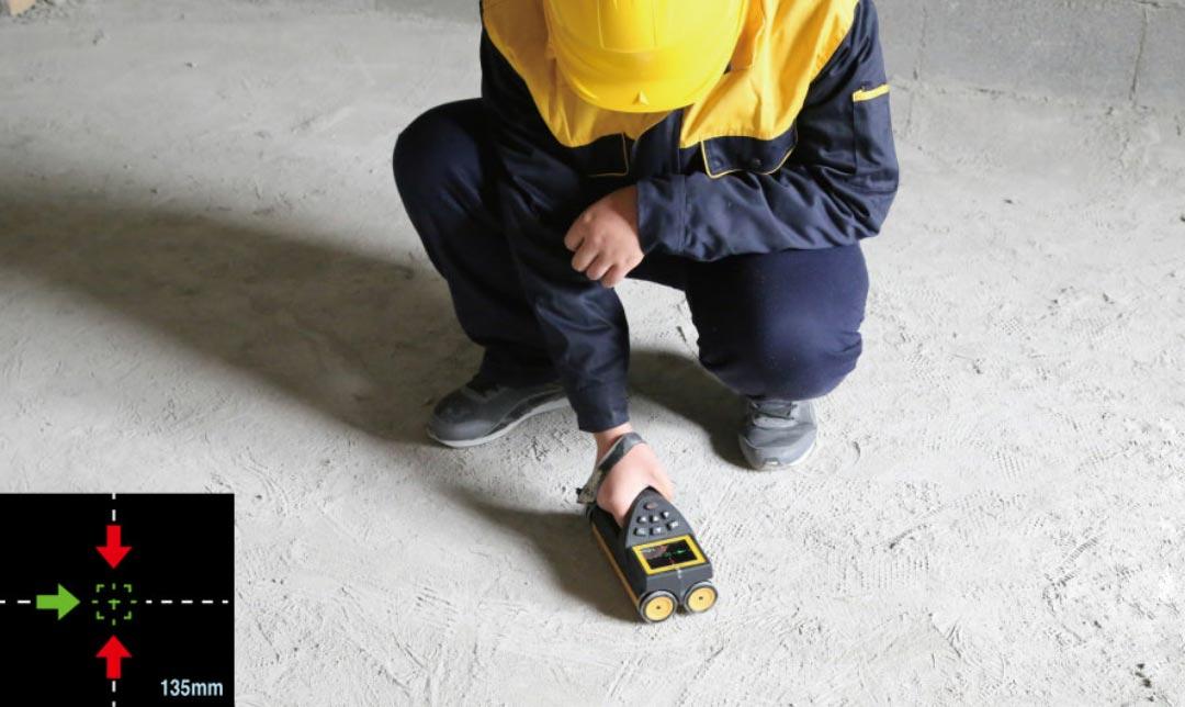 黄冈一体式楼板测厚仪加长杆在哪买