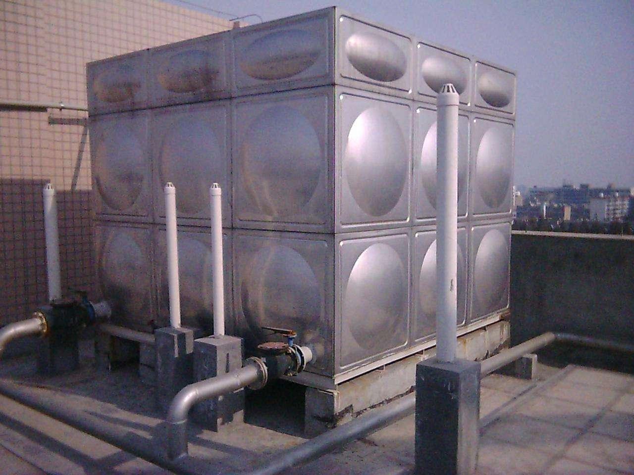 宣城力源不锈钢保温水箱 消防水箱 质量好 价钱低