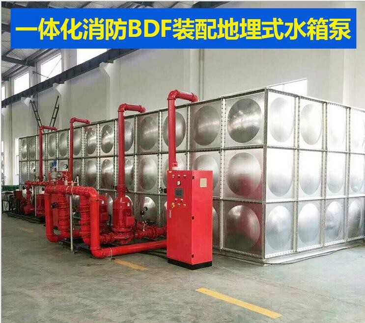 泗阳力源不锈钢保温水箱 消防水箱 质量好 价钱低 口质有包管