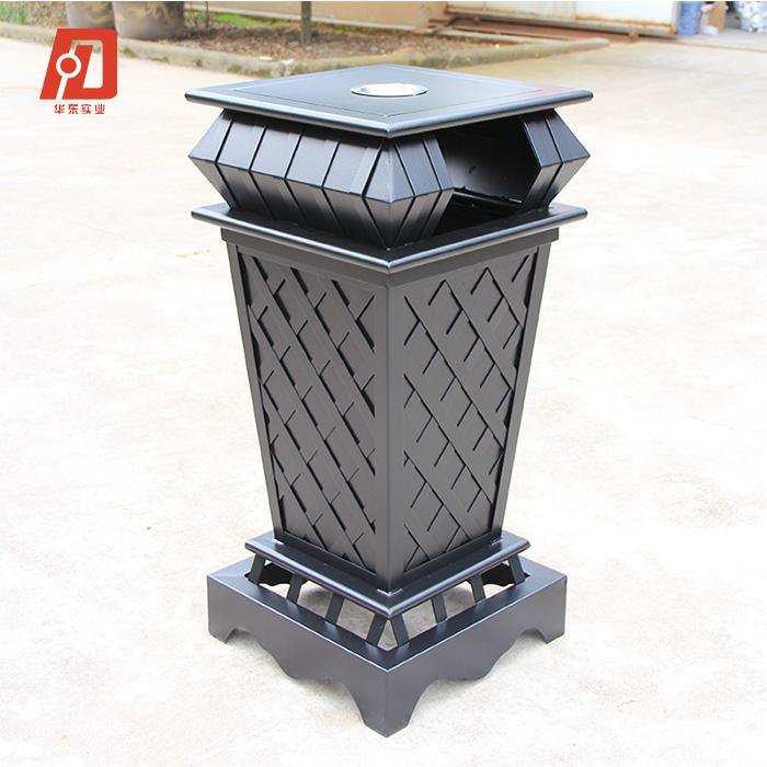 供给铸铝垃圾桶