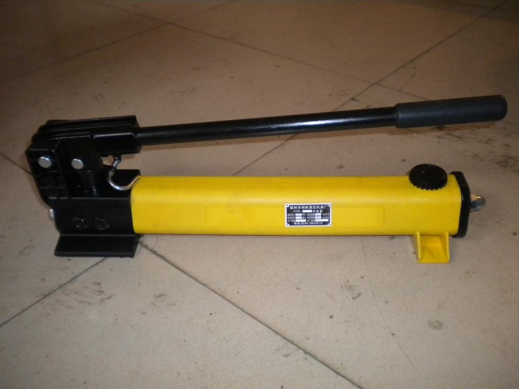 syb-2单向手动液压泵厂家热销图片