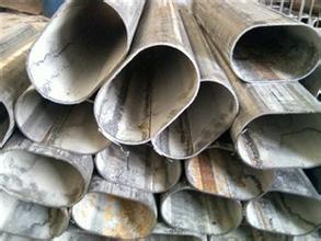 兰州20*100扁圆管厂