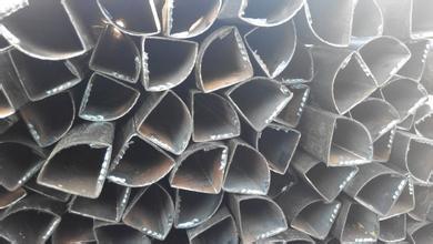乌鲁木齐黑退扇形管生产厂