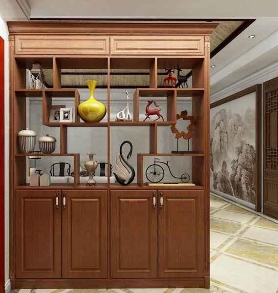 客廳隔斷裝飾柜