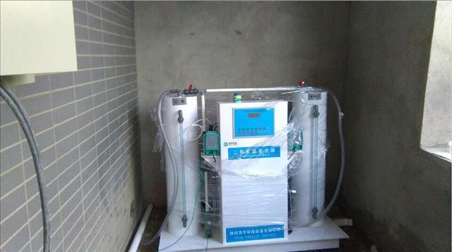 大连小型污水处理设备