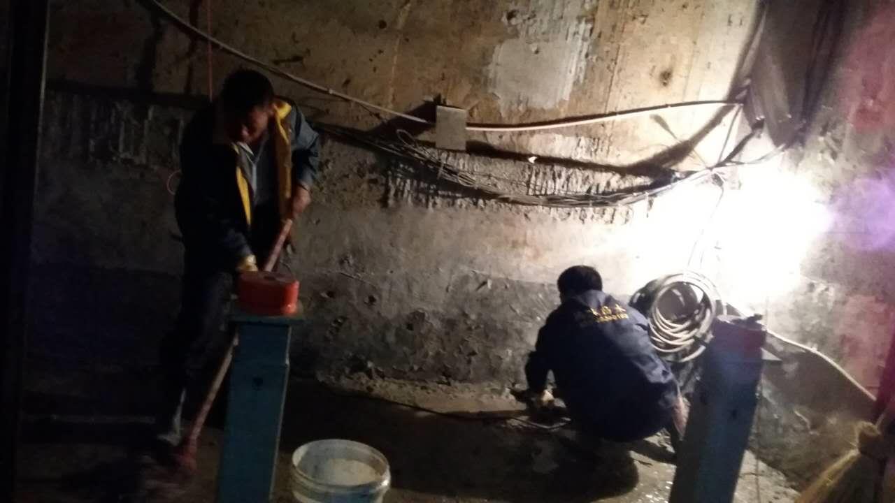 西宁基坑防水堵漏电话