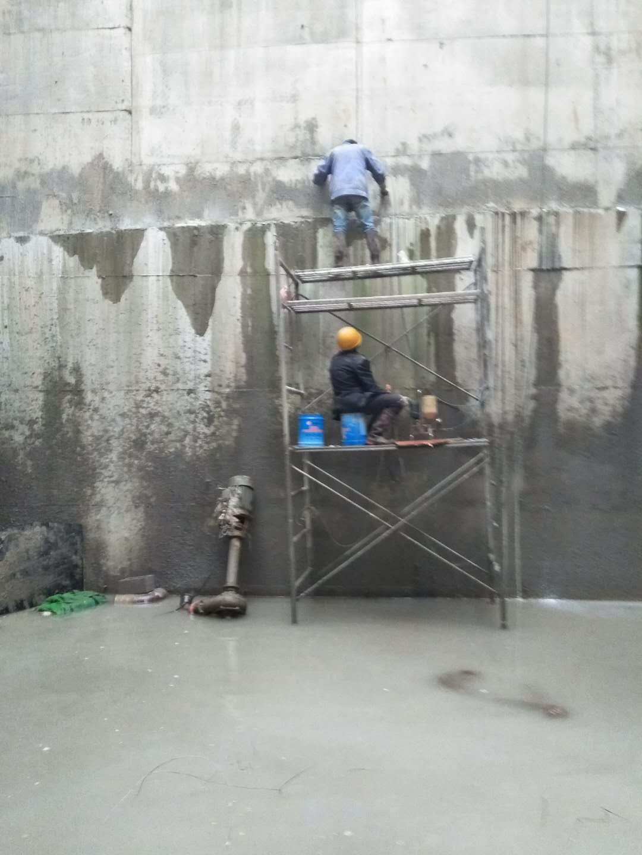 酒泉水池防水报价
