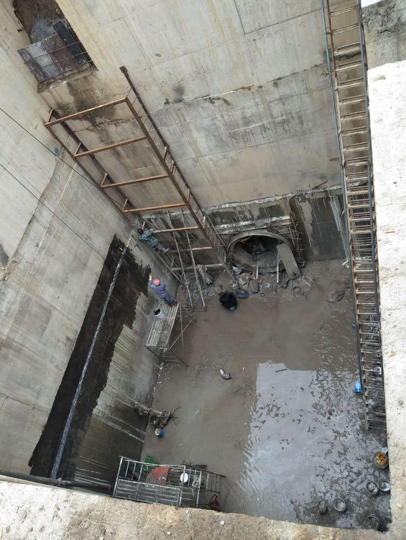 西宁地下基坑堵漏