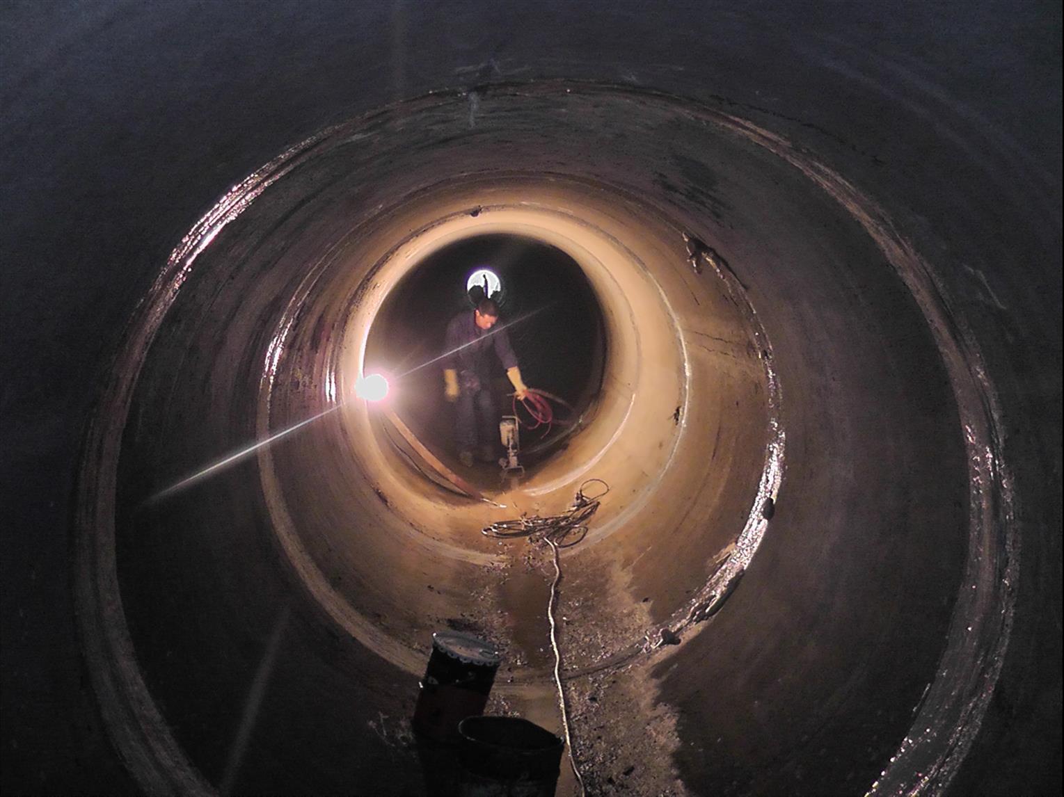 兰州专业隧道防水堵漏施工