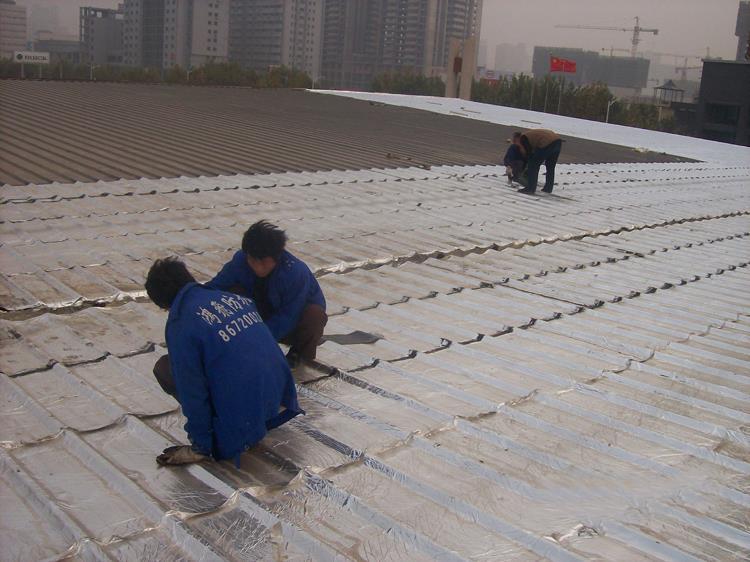 周至屋面防水维修施工
