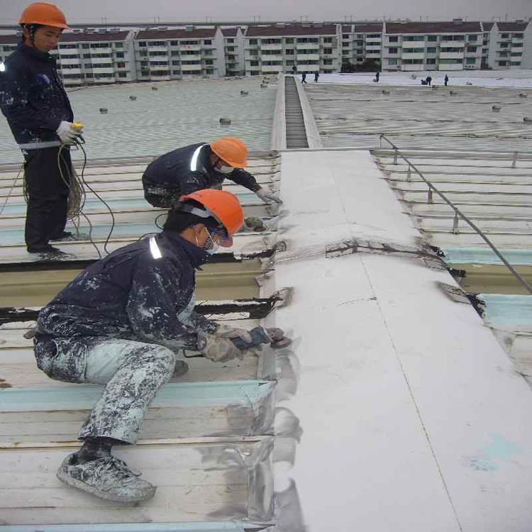 未央屋面防水维修施工