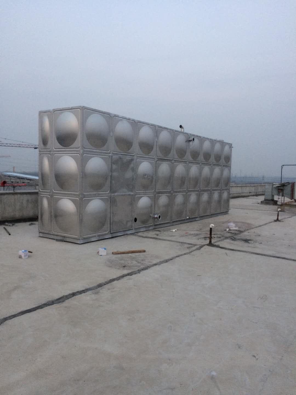 临淄不锈钢保温水箱消防水箱天埋式水箱