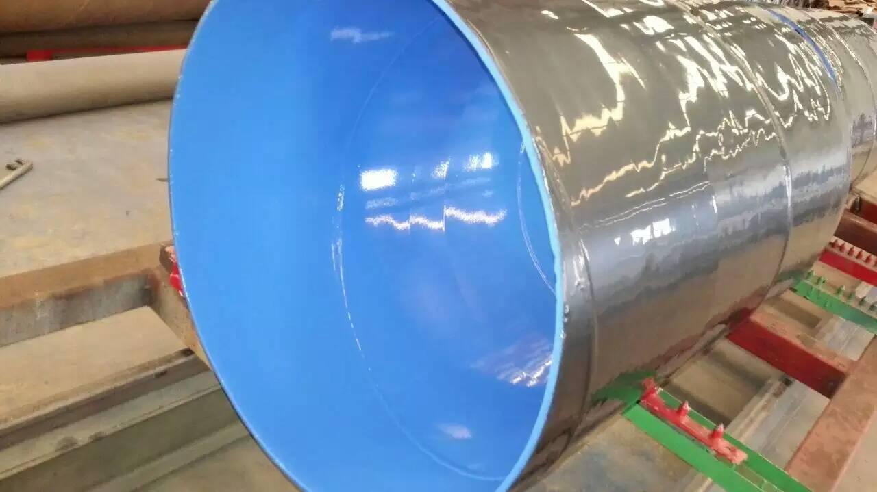 大口径涂塑钢管批发商