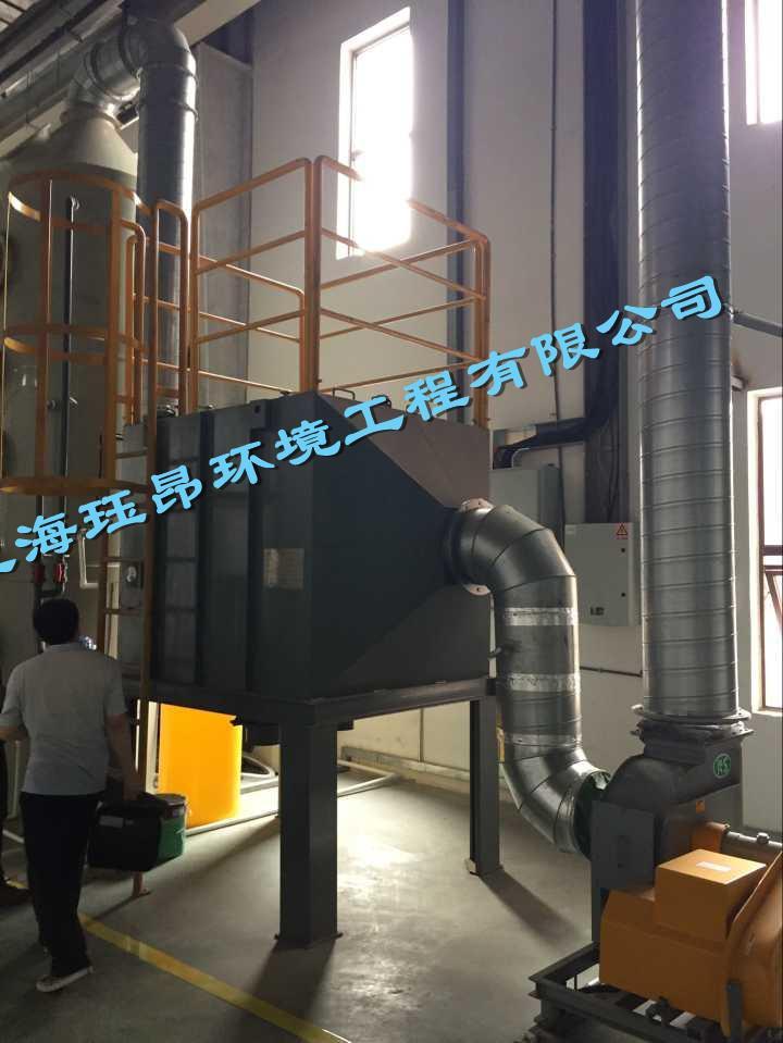 供應噴涂廢氣處理設備制造廠