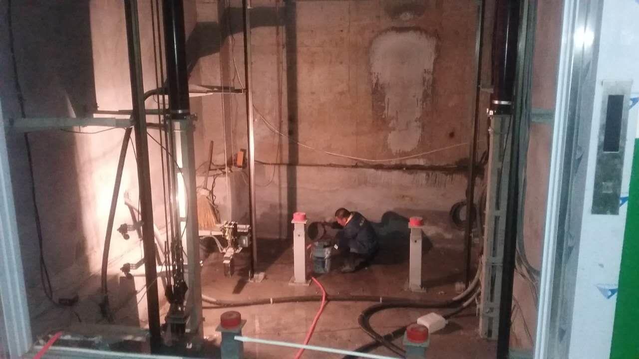 高新正规电梯基坑防水服务
