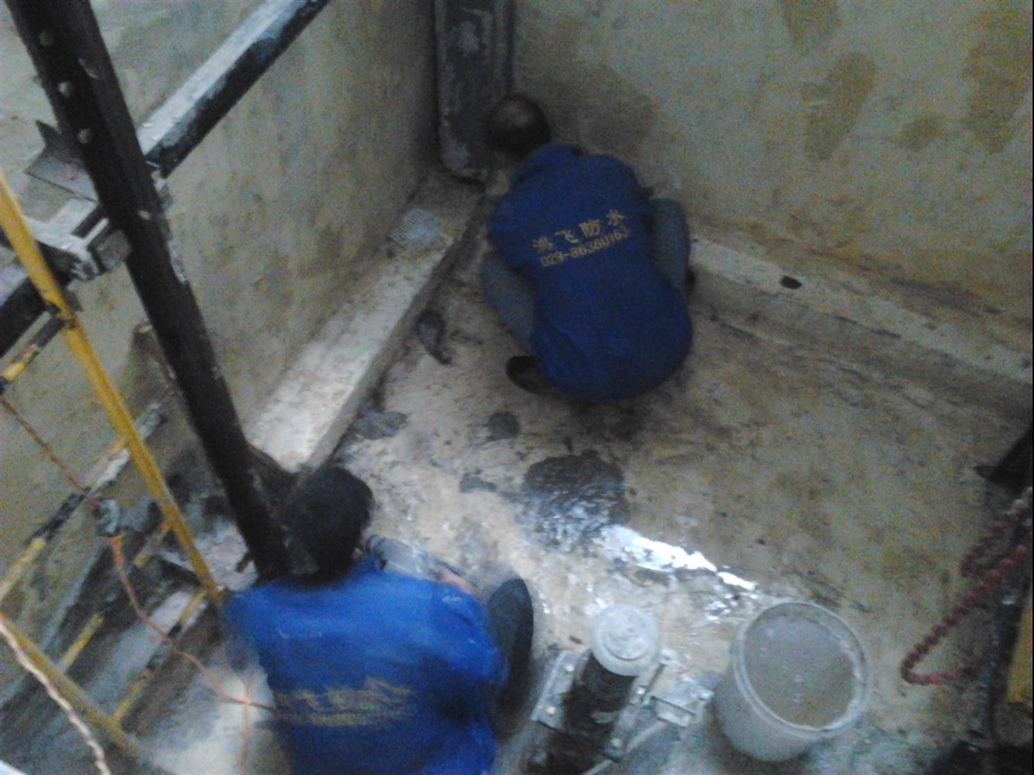 铜川电梯基坑防水报价