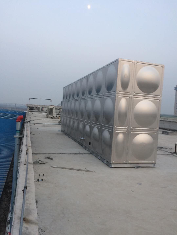 宿迁力源不锈钢保温水箱 消防水箱 水箱模块 质量好 价钱低
