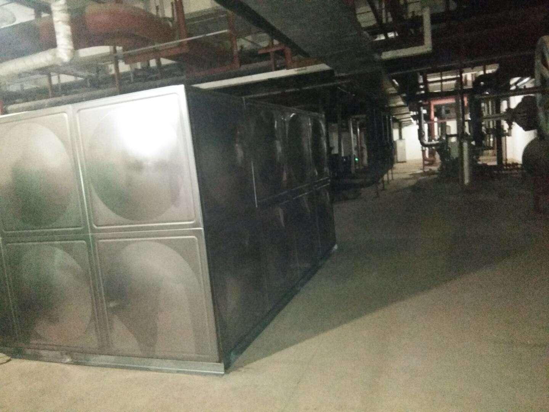 济南不锈钢消防水箱BDF地埋式水箱圆形水箱方形水箱组合式水箱