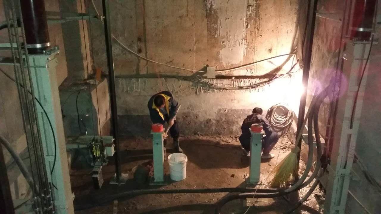 基坑防水堵漏方法