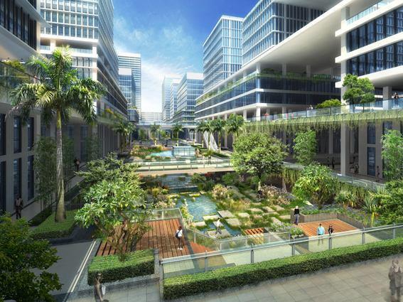莲塘三航科技大厦写字楼