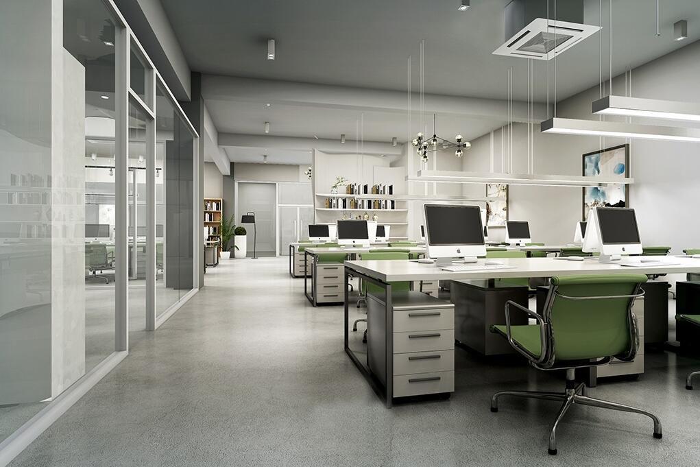 会议室办公室装修设计行情报价