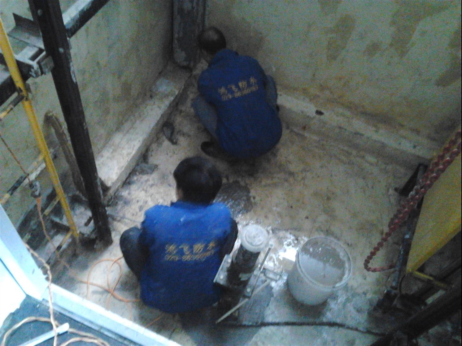 宝鸡基坑防水堵漏方法