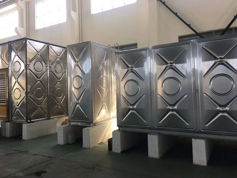 供给不锈钢保温水箱消防水箱箱泵一体化方形水箱圆形水箱天埋式水箱