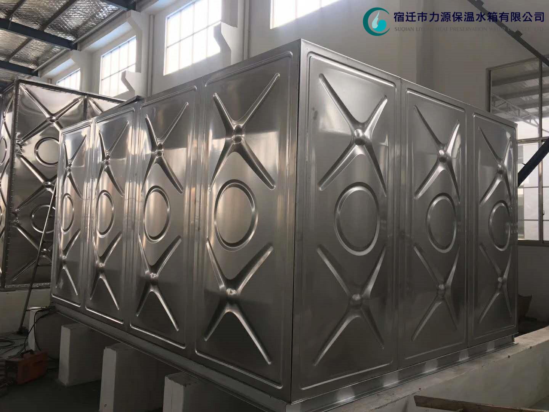 供给消防箱泵一体化装备不锈钢水箱
