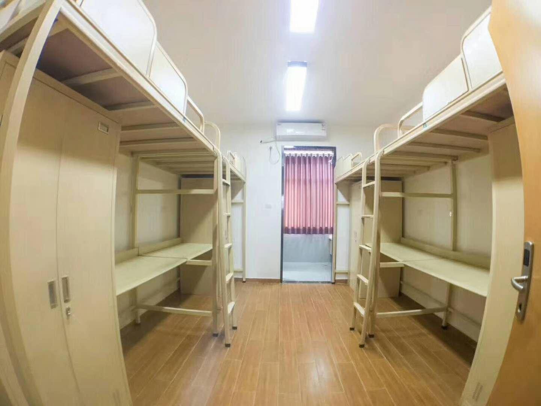 武汉工程科技学院全日制自考本科生住宿是在学