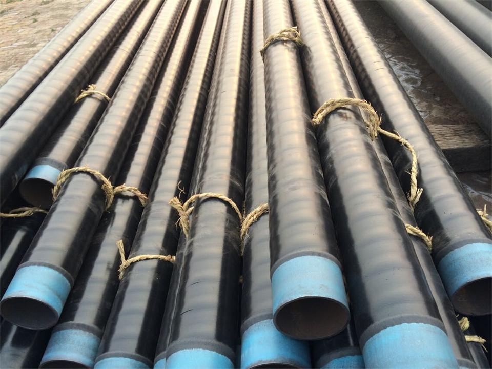 合肥3PE防腐钢管制作
