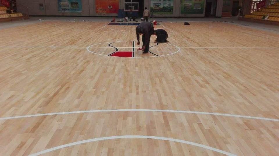黑龙江篮球场木地板价格