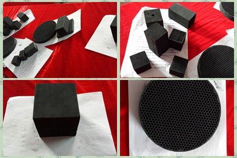 烟台蜂窝活性炭