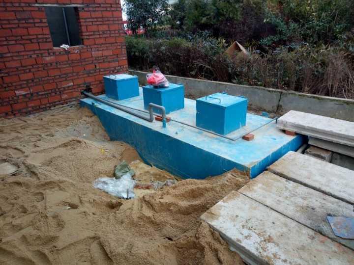 小型养猪场污水处理设备