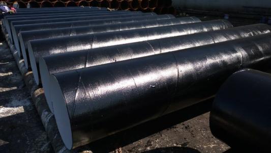黄山环氧煤沥青防腐钢管供应商