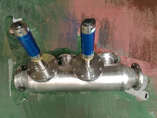 工业级超声波分散机搅拌设备