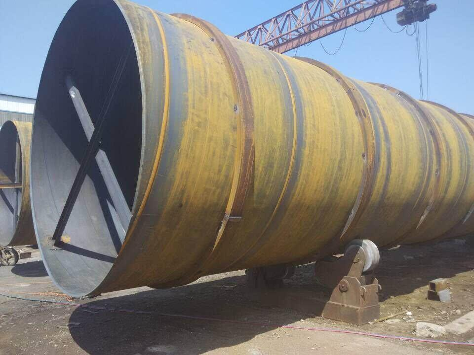琼海L245直埋螺旋钢管