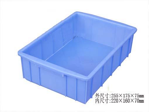 柳州喬豐塑料食品箱冷凍盤供應