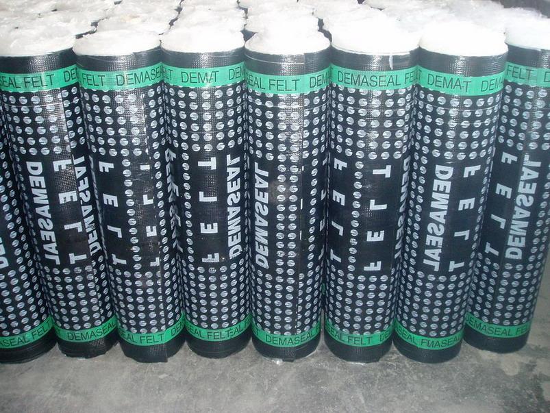 汇源复合胎柔性沥青防水卷材,SBS,APP