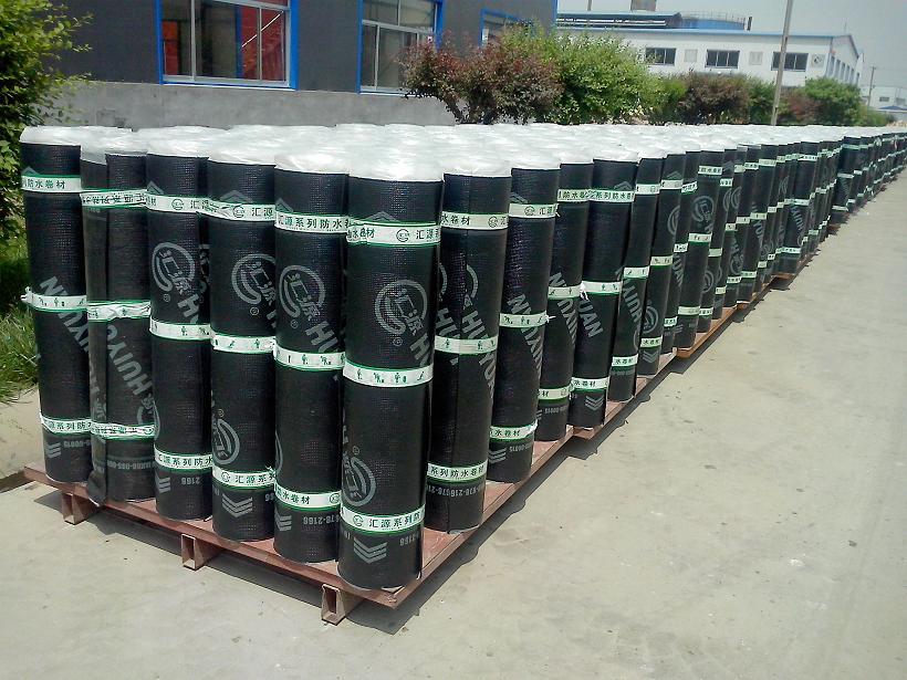 供应3mm单面APP塑性体改性沥青防水卷材