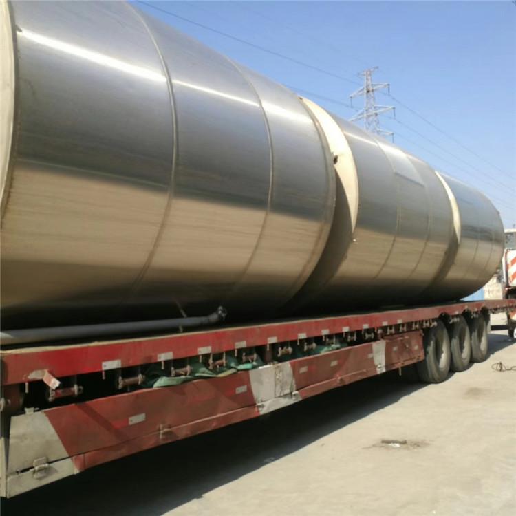 杭州二手60立方不锈钢储罐厂家