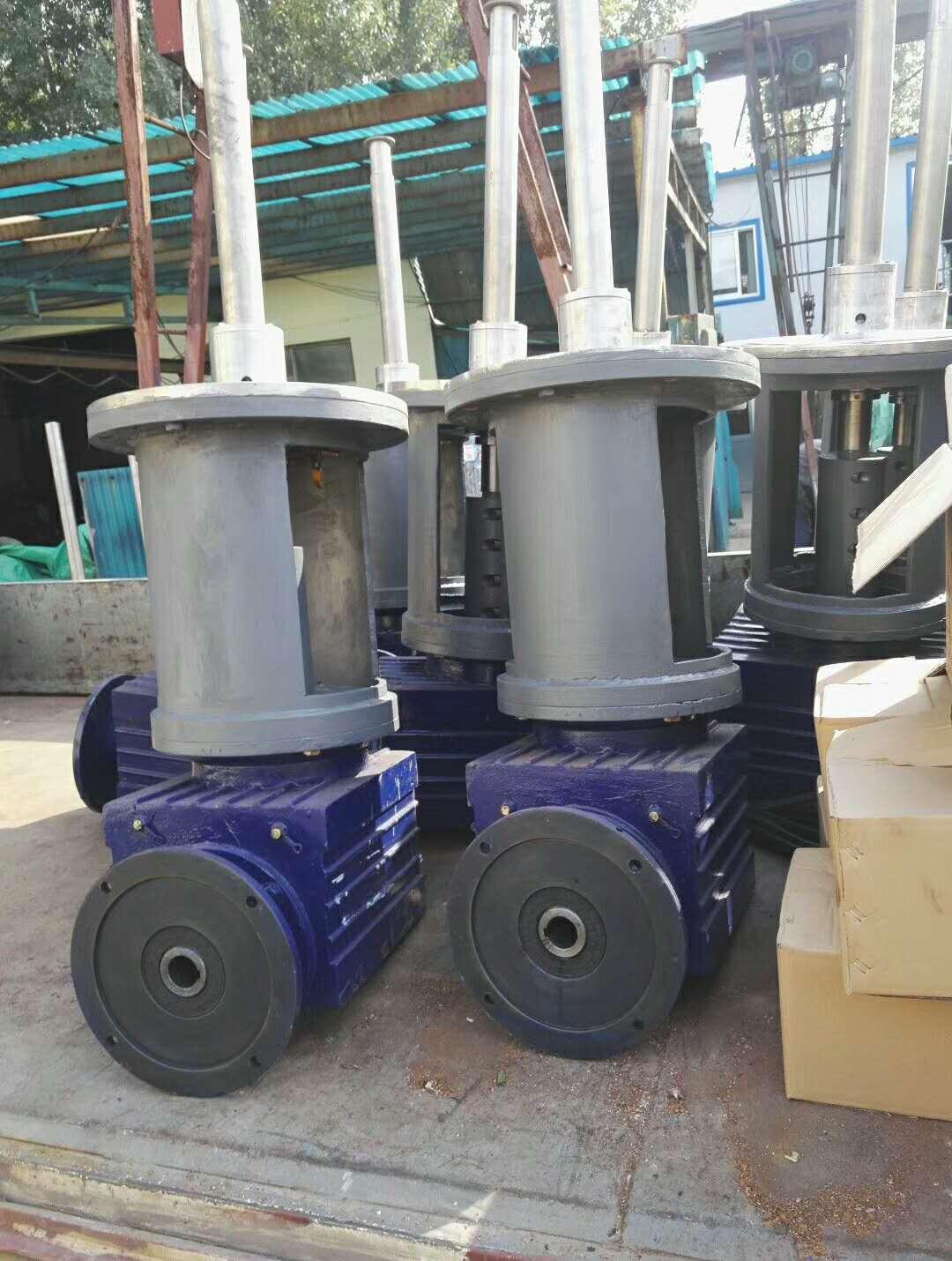 《欢迎》吉林白山脱硫塔搅拌器        %搅拌器叶片