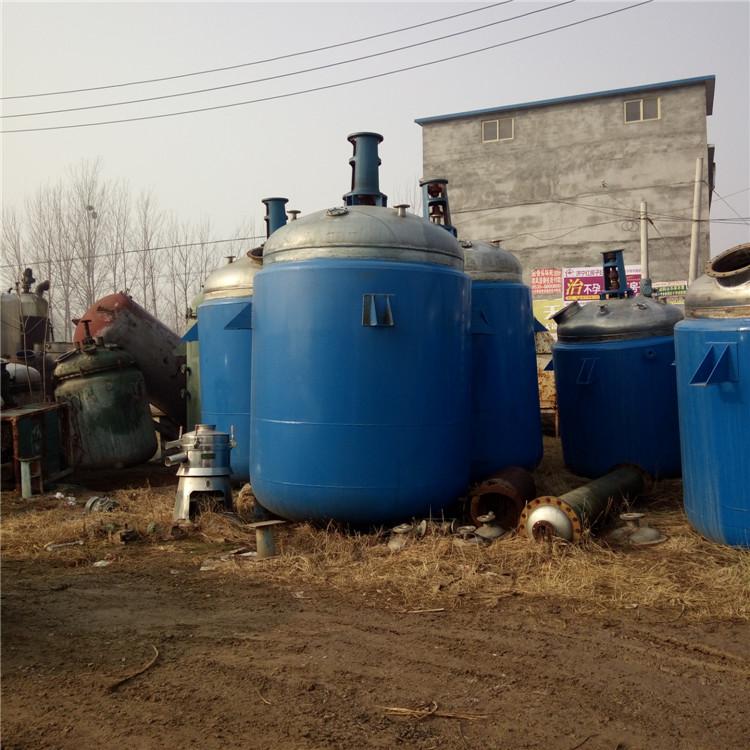杭州二手10吨反应釜出售