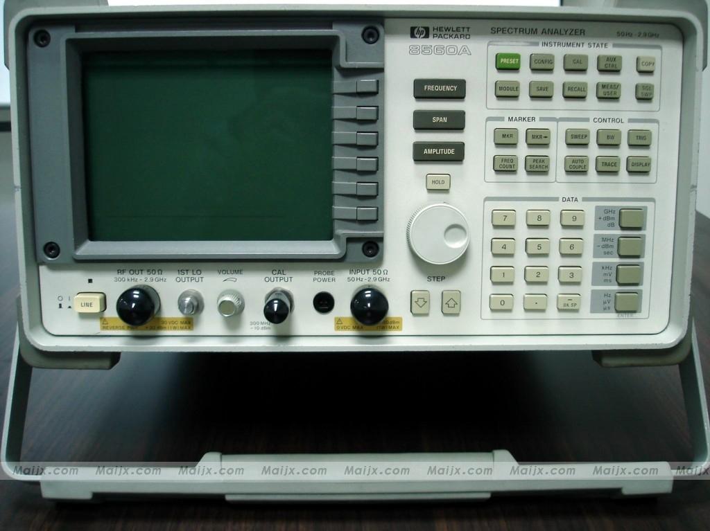频谱仪分析仪