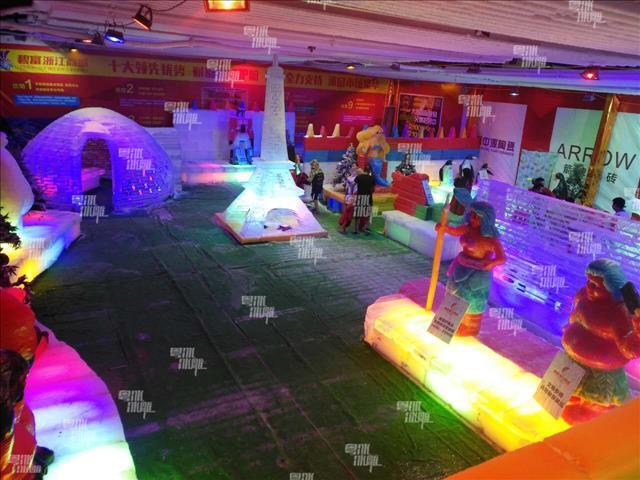 西安冰雕展制作